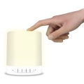 forever bs 700s rgb lamp bluetooth speaker extra photo 3