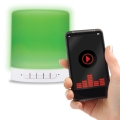 forever bs 700s rgb lamp bluetooth speaker extra photo 4