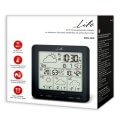 life wes 400 wi fi weather station with outdoor sensor alarm clock extra photo 3