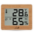 life wes 107 digital indoor thermometer with hygrometer extra photo 1