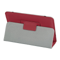 hama 182302 strap portfolio for tablets up to 178 cm 7 red extra photo 2