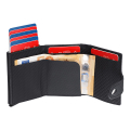 rfid wallet black extra photo 1