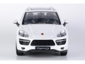 rc car porsche cayenne s 1 14 with license white extra photo 1