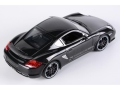 rc car porsche cayman r 1 16 with license black extra photo 2