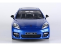 rc car porsche panamera turbo s 1 14 with license blue extra photo 1
