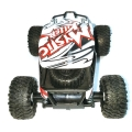 rc monster truck mystic killer 24ghz white extra photo 2