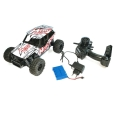 rc monster truck mystic killer 24ghz white extra photo 3