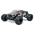 rc monster truck survivor 1 12 24g black orange extra photo 1