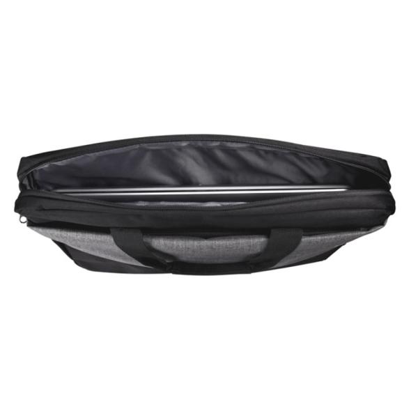 d24d8c790d NOD Style 17.3   Laptop BAG Black grey - Τσαντα notebook (PER.214862)