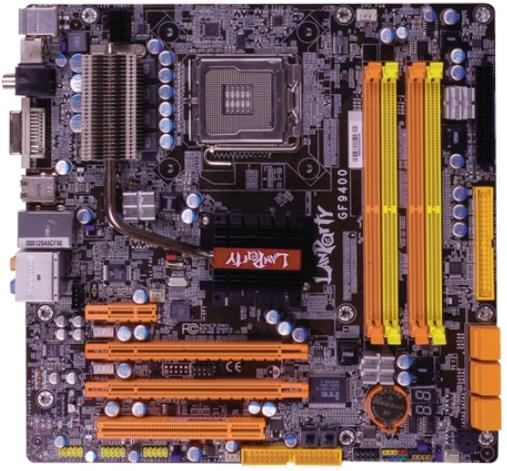 DFI LANPARTY JR GF9400-T2RS Descargar Controlador