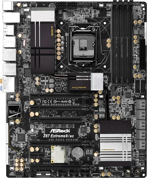 ASRock Z87 Extreme9/ac Intel Smart Connect Technology Drivers (2019)