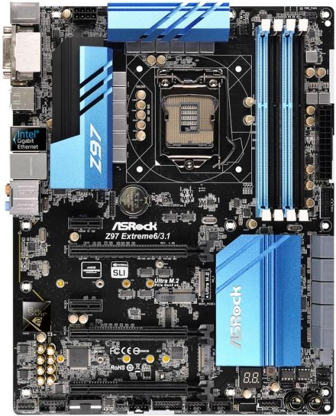 ASROCK Z97 EXTREME6/3.1 ASMEDIA USB 3.1 TREIBER WINDOWS 10