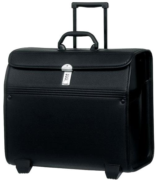 samsonite transit pilot case 17 39 39 with wheels synaptic black. Black Bedroom Furniture Sets. Home Design Ideas
