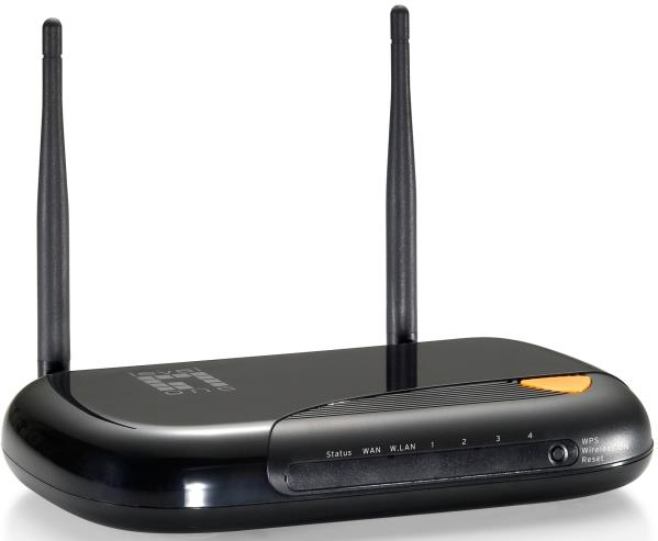 49560ed81ec Level ONE Wbr-6012 300mbps Wireless Router - Router (PER.616680)