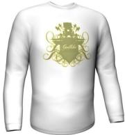 gamerswear godlike longsleeve white xxl photo