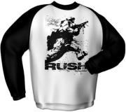 gamerswear rush sweater white m photo