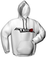 gamerswear team3d kapu white m photo