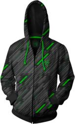 razer lightbringer hoodie men m photo