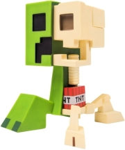 jinx minecraft creeper anatomy deluxe 20cm vinyl figure photo
