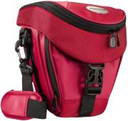 mantona 19751 premium holster bag red photo