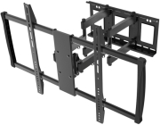maclean mc 679 tv wall mount 60 100 curved photo