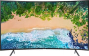 tv samsung ue49nu7302 49 led ultra hd curved smart wifi photo