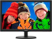 othoni philips 223v5lsb 215 led full hd black photo