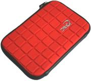croco case chocolate for tablet 7 red photo