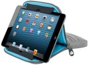 meliconi 406450 universal traveller sleeve for tablet 79 grey blue photo