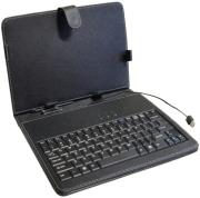 art ab 98 tablet case 10  keyboard usb black photo