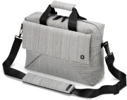 dicotacode 15 170 stylish toploaded notebook carry bag with tablet pocket grey photo