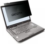 dicota secret 156 wide 16 9 screen protector black photo