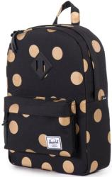 sakidio herschel heritage kids 85l dot black photo