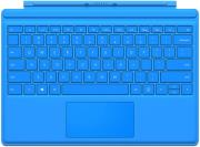 microsoft surface pro 4 type cover bright blue photo
