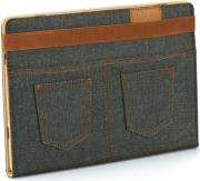 blun universal case for tablet 10 jeans black photo