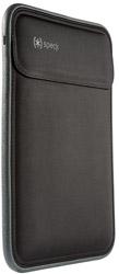 speck macbook air 13 flaptop sleeve black slate grey black photo