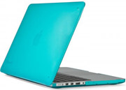 speck macbook pro with retina display 13 seethru calypso blue photo