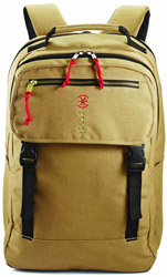 speck classic ruck backpack khaki photo