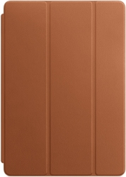apple leather smart cover mpu92 for apple ipad pro 105 saddle brown photo