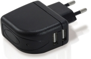 conceptronic cusbpwr2a dual usb tablet charger 2a photo