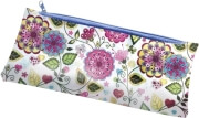flower flat pencil case full color printing photo