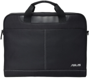 asus nereus laptop carry bag 16 black photo