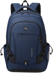 aoking backpack sn67678 3 navy photo