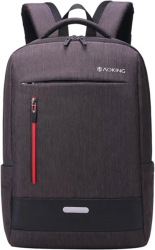 aoking backpack sn67990 brown photo