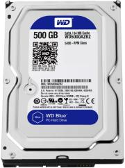 hdd western digital wd5000azrz blue 500gb 35 sata3 photo