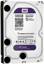 hdd western digital wd05purx purple surveillance hard drive 500gb 35 sata3 photo