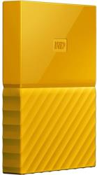 exoterikos skliros western digital new wdbynn0010byl my passport 1tb usb30 yellow photo
