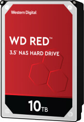 hdd western digital wd100efax red nas 10tb sata3 photo