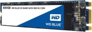 ssd western digital wds500g2b0b 500gb blue 3d nand m2 2280 sata 3 photo