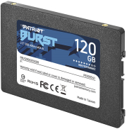 ssd patriot pbu120gs25ssdr burst 120gb 25 sata 3 photo